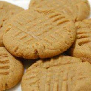 Peanut Butter Cookies.