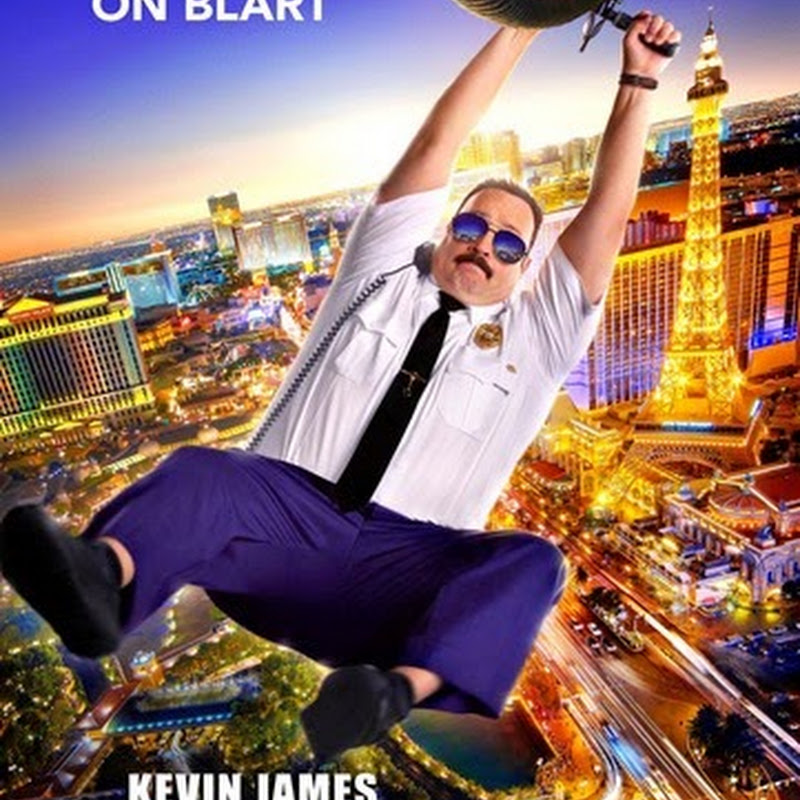 """Paul Blart: Mall Cop 2"" Secures a Teaser Poster"