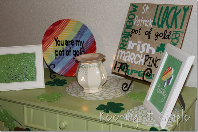 St. Patrick's Decor (3)