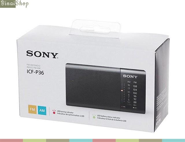Sony ICF-P36