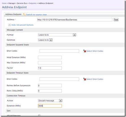 WSO2 ESB Endpoints Error Handling - DZone Integration