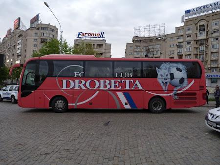 Transport cu autocarul spre Drobeta Turnu Severin