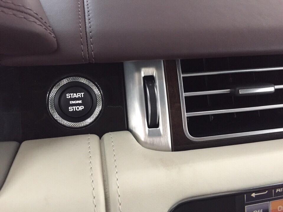 Nội thất xe Land Rover Range Rover SV Autobiograp 05