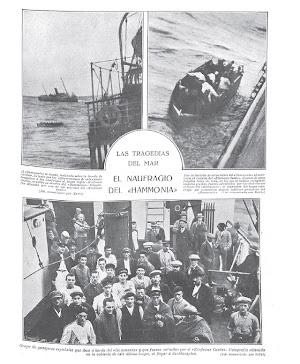 Otra foto de una pagina de la revista NUEVO MUNDO. Fecha. 22 de septiembre de 1922