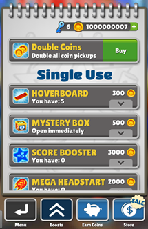 subway surfers unlimited money cheats
