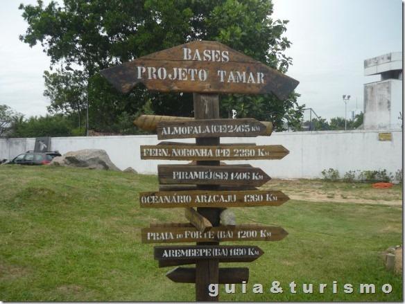 Centro de Visitante do TAMAR