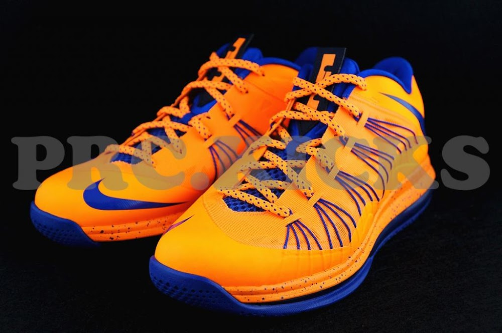 f56158aaf7b ... Nike Air Max LeBron X Low 8211 Orange Blue 8211 Official Release Date  ...