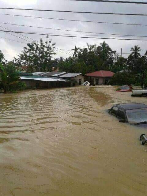 Gambar Banjir Di Kelantan 2014