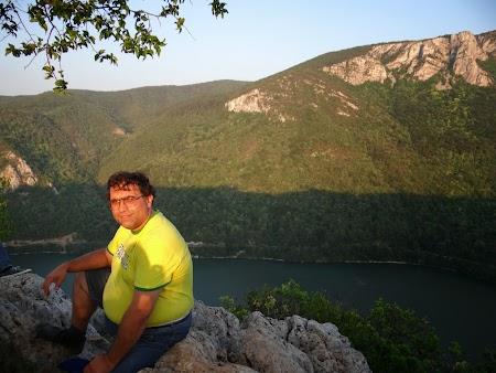 Pensiune in Cazanele Dunarii: Vf Ciucarul Mare