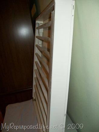 Ballard Design inpsired drying rack