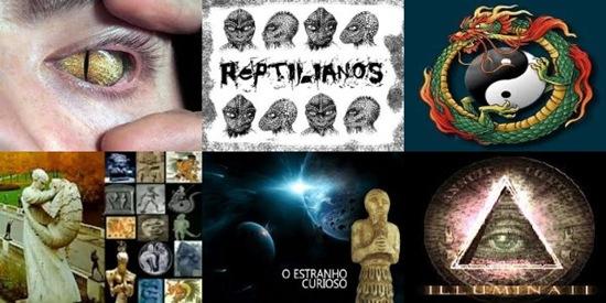 Illuminati Reptilianos