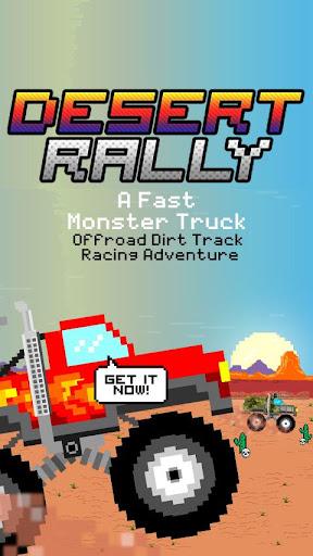 Monster Truck Desert Rally Pro