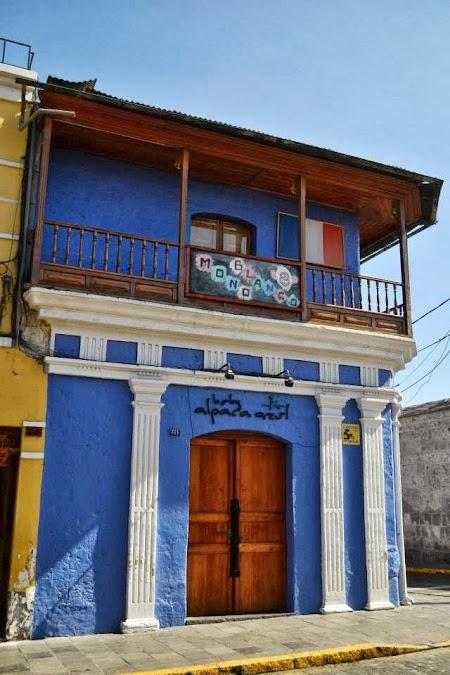 Imagini Peru: Prin Arequipa