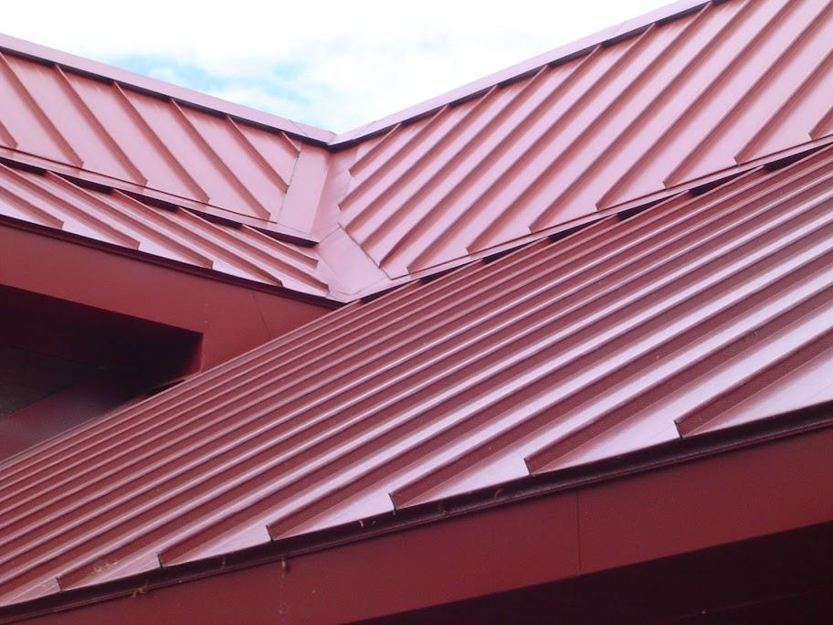 Standing Seam Album Dan Perkins Metal Roofing