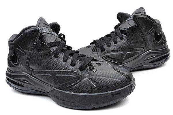 new arrival 0da5a bc776 New Nike Air Max Ambassador V Triple Black Available in Asia   NIKE LEBRON  - LeBron James Shoes