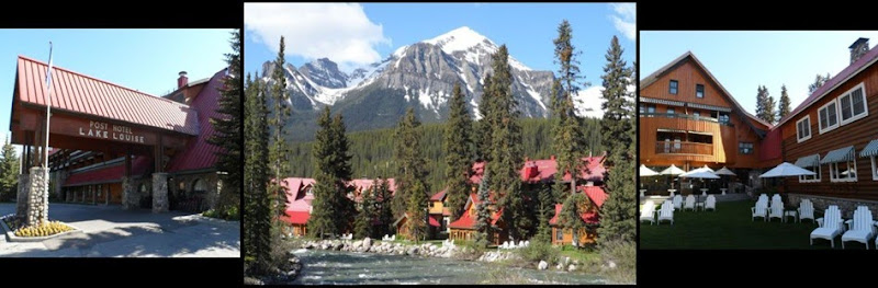 BanffNationalPark-Highway93-LakeAltrude-LakeLouise-PostHotel-TransCanadaHighway 8