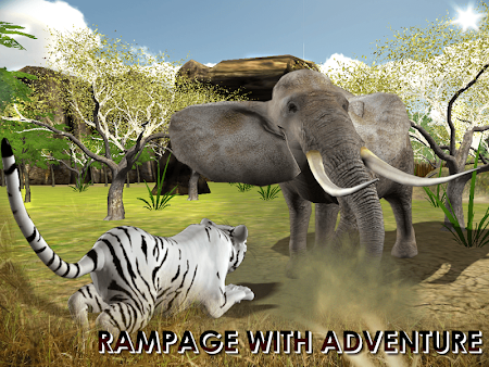 Wild Tiger Jungle Hunt 3D 1.7 screenshot 69916