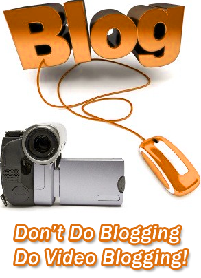 traffic through video blogging