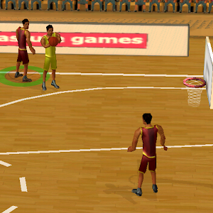 BasketBall Game for PC and MAC