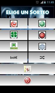 Comprobar Sorteos y Loterias - screenshot thumbnail