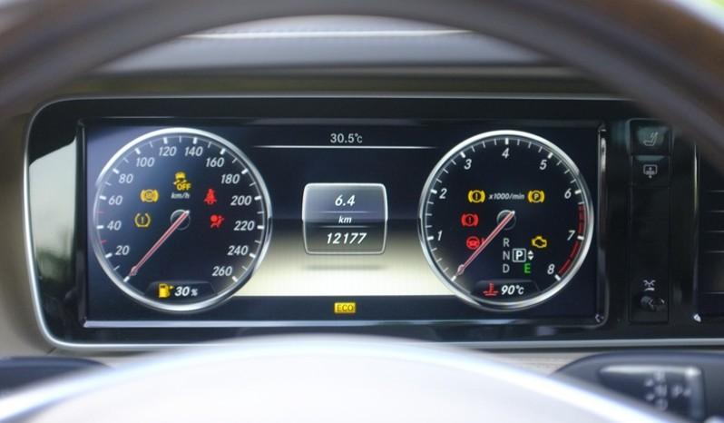 Nội thất  xe Mercedes Benz S500 cũ 2013 nhập đức 08
