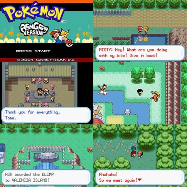 Pokemon ash gray rom download pokemoncoders.