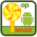 Image pop (3D Live Wallpaper) icon