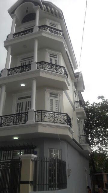 Bán nhà 1 sẹc Lê Văn Khương Quận 12 - 001