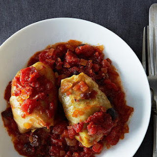 Joan Nathan's Chosen Stuffed Cabbage