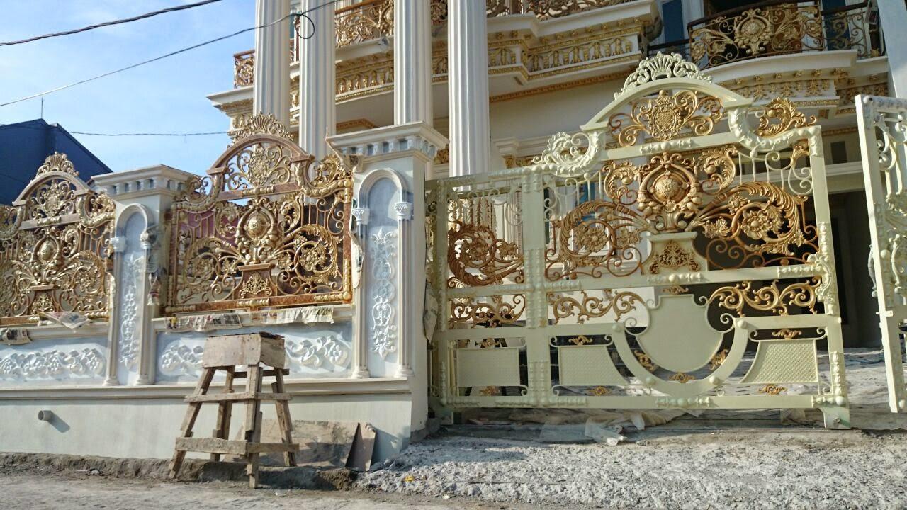 Model Pagar Untuk Rumah Mewah Desain Rumah Minimalis Terbaru Tahun Ini