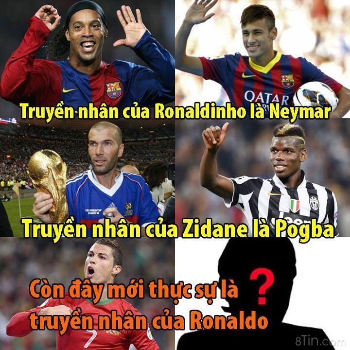 Đây mới thực sự là truyền nhân đích thực của Ronaldo