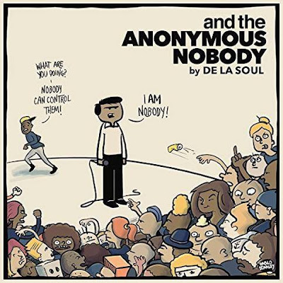 Friends and collaborators De La Soul 's new album 'The Anonymous Nobody' is out now