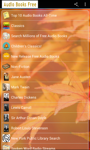 Audio Books Free