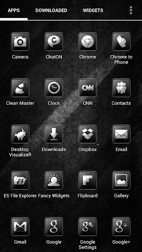 【免費個人化App】SC 135 Black-APP點子