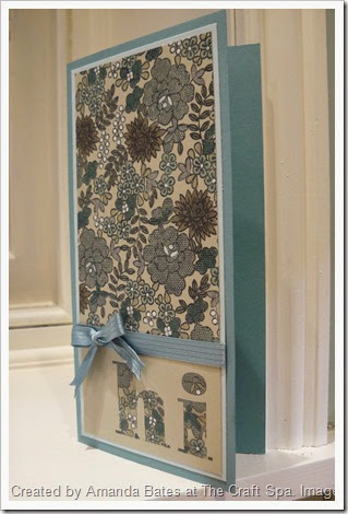 Something Old, New, Borrowed & Blue - Something Lacy by Amanda Bates at The Craft Spa,  (4)