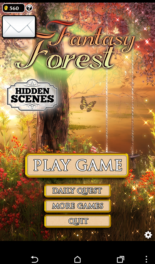 Hidden Scenes - Fantasy Forest- screenshot