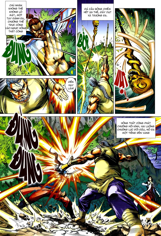 Anh Hùng Xạ Điêu (Xạ Điêu Anh Hùng Truyện) Chap 110