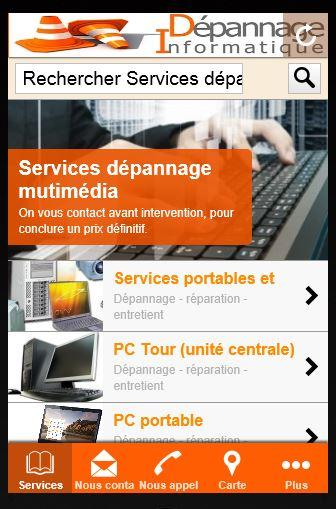 Technologie Services Ventes