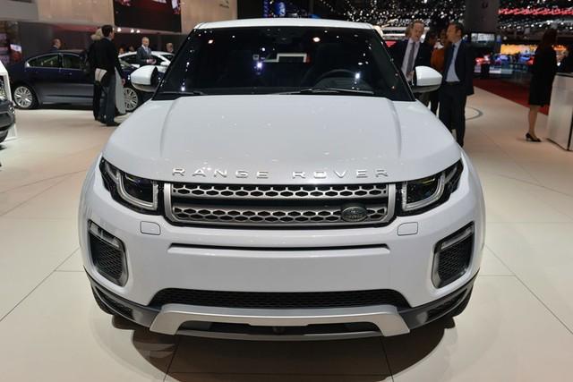 Xe Range Rover Evoque siêu tiết kiệm nhiên liệu 01