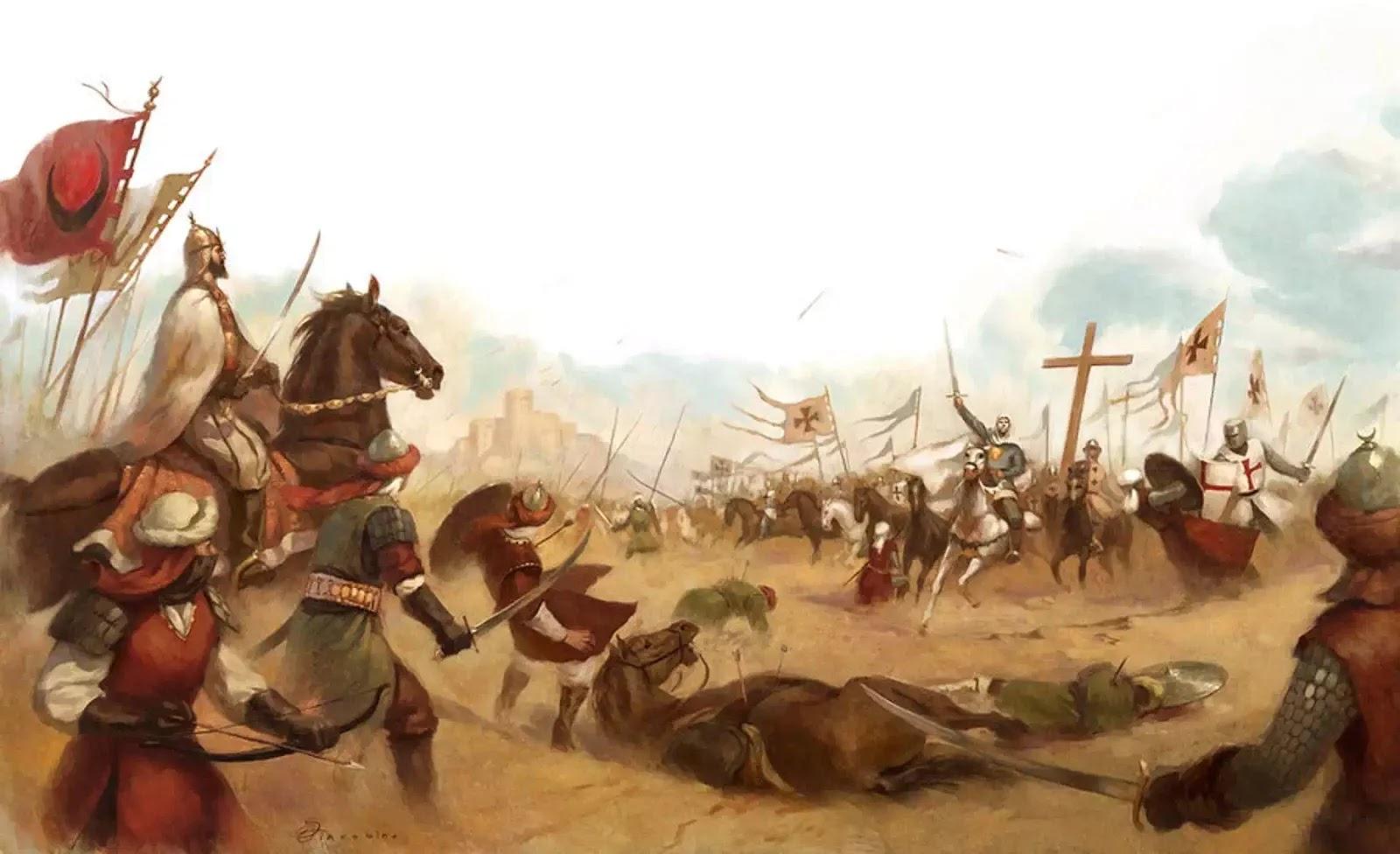 Trận Montgisard.