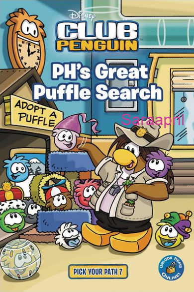 PH's Great Puffle Search :)