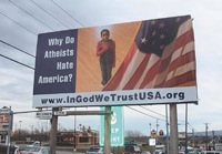 Why do atheists hate America?