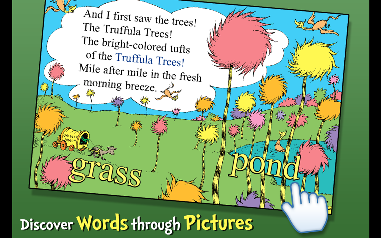 The Lorax - Dr. Seuss - screenshot
