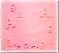 Paint Canvas