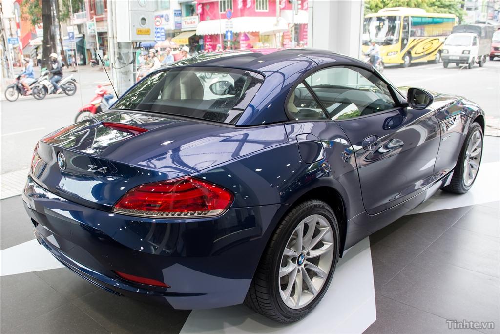 Ngoại thất xe BMW Z4 20i sDrive 010