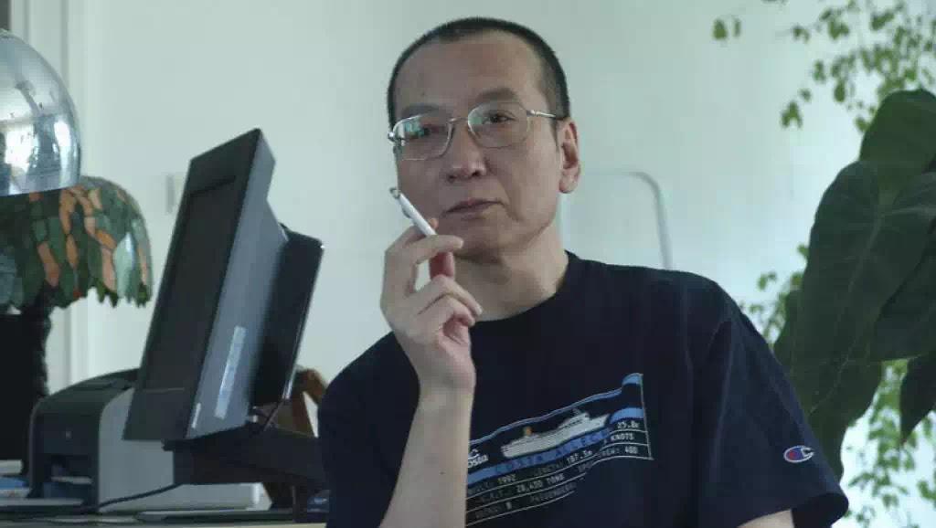 Lưu Hiểu Ba khi còn tự do (ảnh do gia đình nhà ly khai cung cấp không ghi ngày chụp)