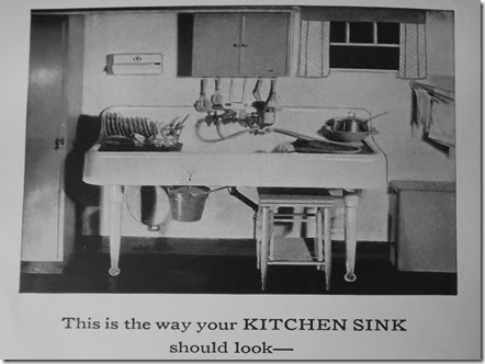 A 1937 Kitchen