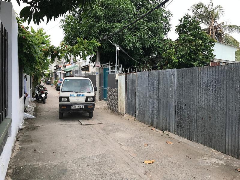 Bán nhà cấp 4 đường Nguyễn Xuân Khoát Quận Tân Phú 004