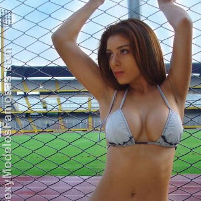 Marilyn Patiño Bikini CaliEsCali Foto 8