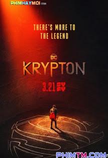 Hành Tinh Siêu Nhân :Phần 1 - Krypton :Season 1